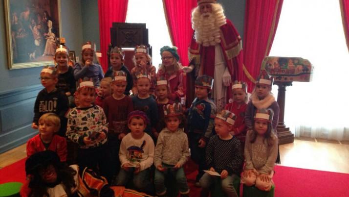 Sinterklaas op de Beiaard