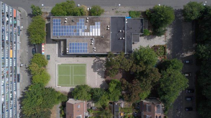 De Beiaard helpt mee aan een duurzamere wijk